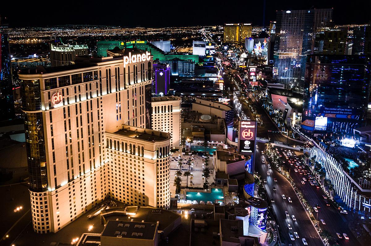 Las Vegas Boulevard  Wikipedia