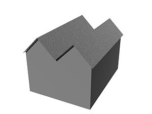 M type roof