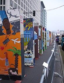 Mur De Berlin Aujourd Hui : berlin, aujourd, Berlin, Wikipédia