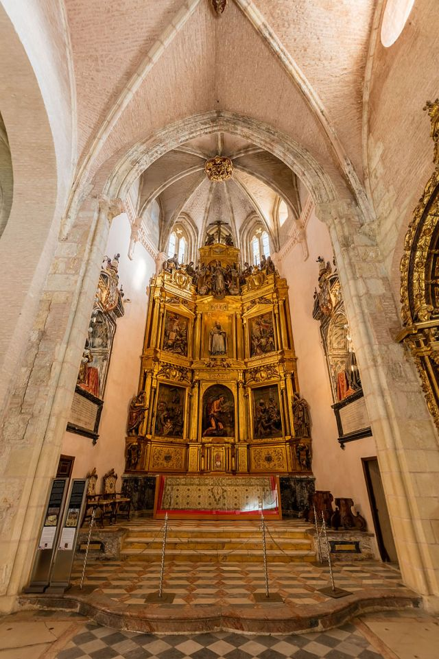 Monasterio de San Isidoro del Campo Sevilla