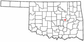 Okemah — Wikipédia