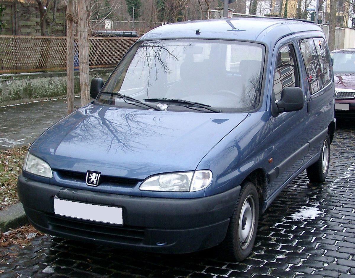 Peugeot Partner Simple English Wikipedia The Free