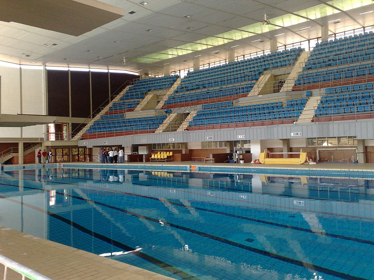 Piscina olimpionica comunale di Palermo  Wikipedia