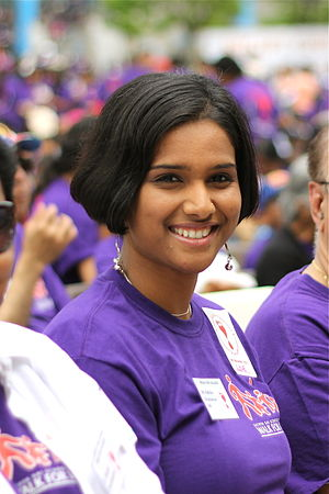 English: Rathika Sitsabaiesan, NDP MP for Scar...