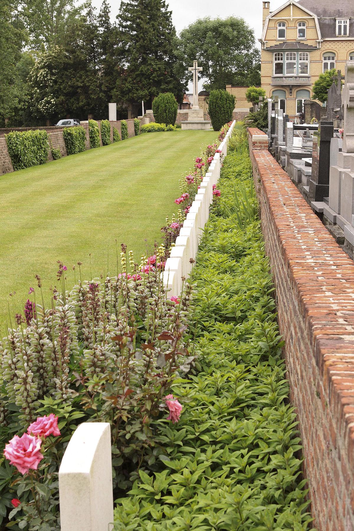 Reninghelst Churchyard Extension  Wikipedia
