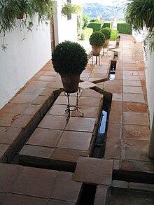 Jardin islamique  Wikipdia