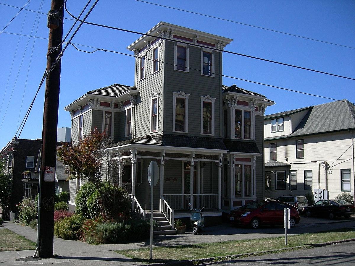 Ward House Seattle  Wikipedia