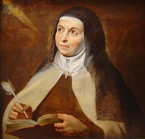 Teresa of Ávila, Ulm, Germany