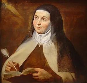 Teresa of Ávila, Ulm, Germany