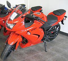 2009 Ninja 250R