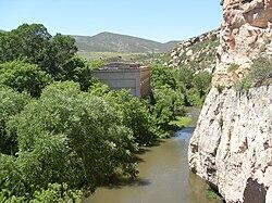 Ayres Natural Bridge Park  Wikipedia