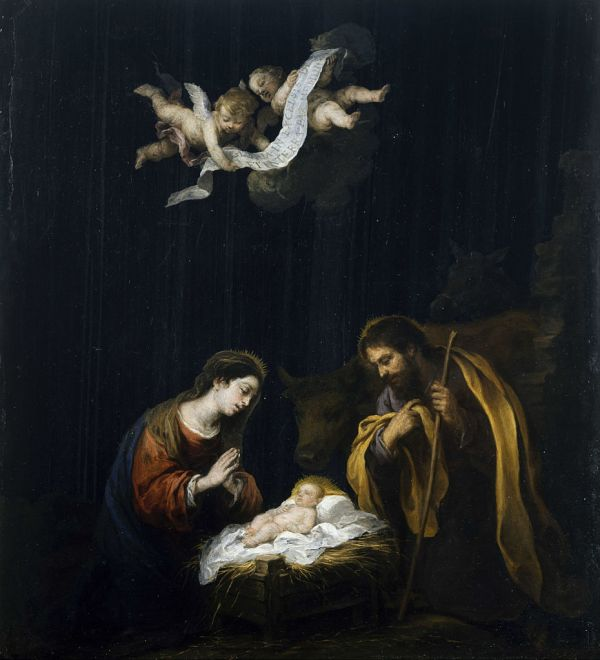 File Bartolom Esteban Murillo - Nativity Google Art