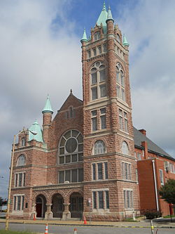 First Baptist Church Norfolk Virginia  Wikipedia