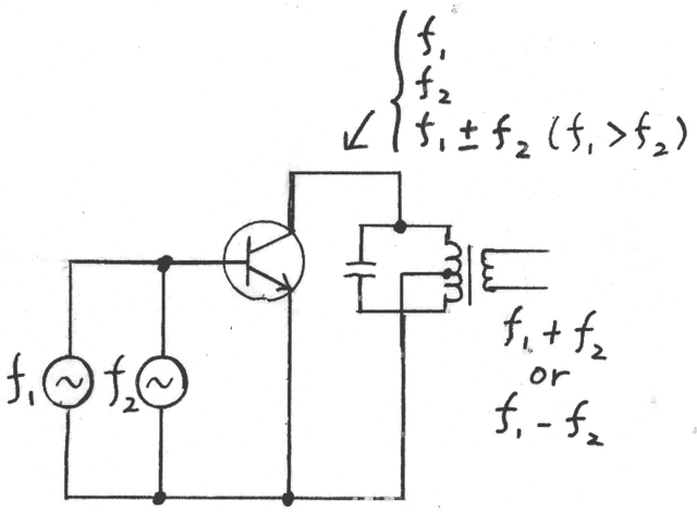 File:Frequency mixer circuit diagram (base injection-type