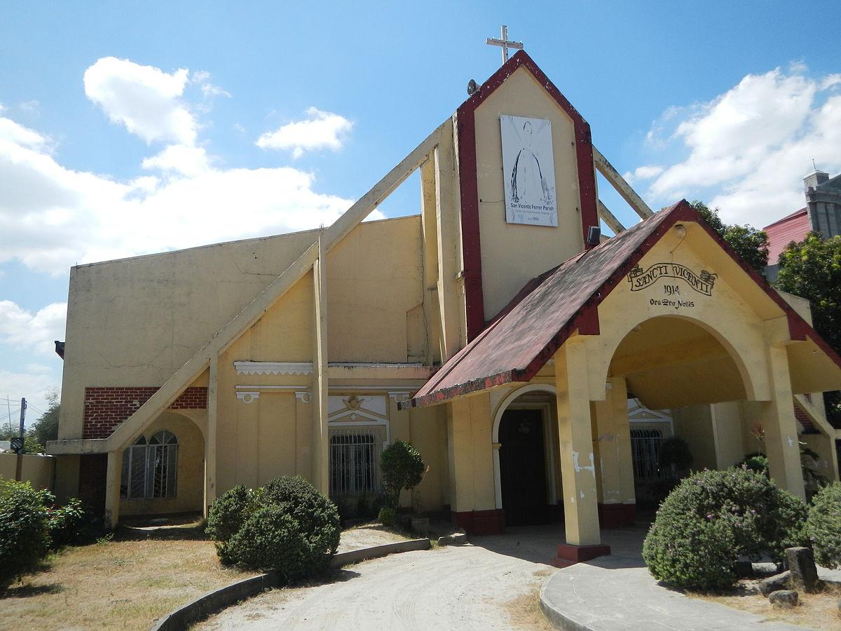 San Vicente Ferrer Church Calulut Wikipedia