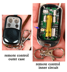 Image Result For How To Program A Genie Garage Door Opener Remote Control
