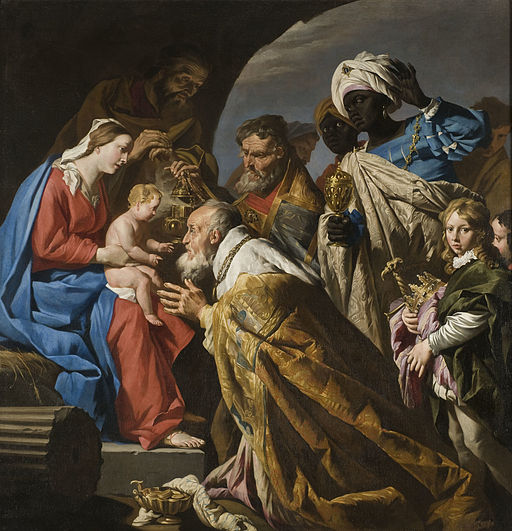 Matthias stom the adoration of the magi
