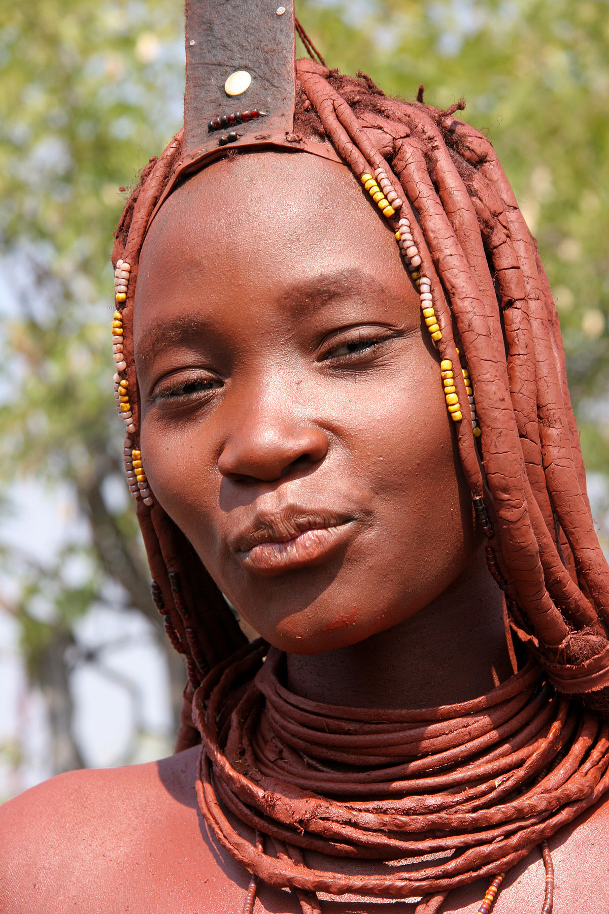 Himba people  Wikipedia