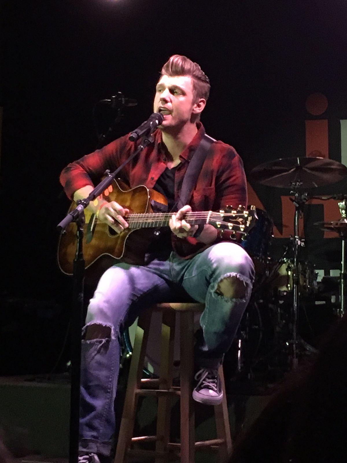 Nick Family Singing Show : family, singing, Carter, (musician), Wikipedia