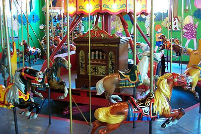 Herschell Carrousel Factory Museum  Wikipedia