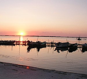 Orbetello-laguna-tramonto