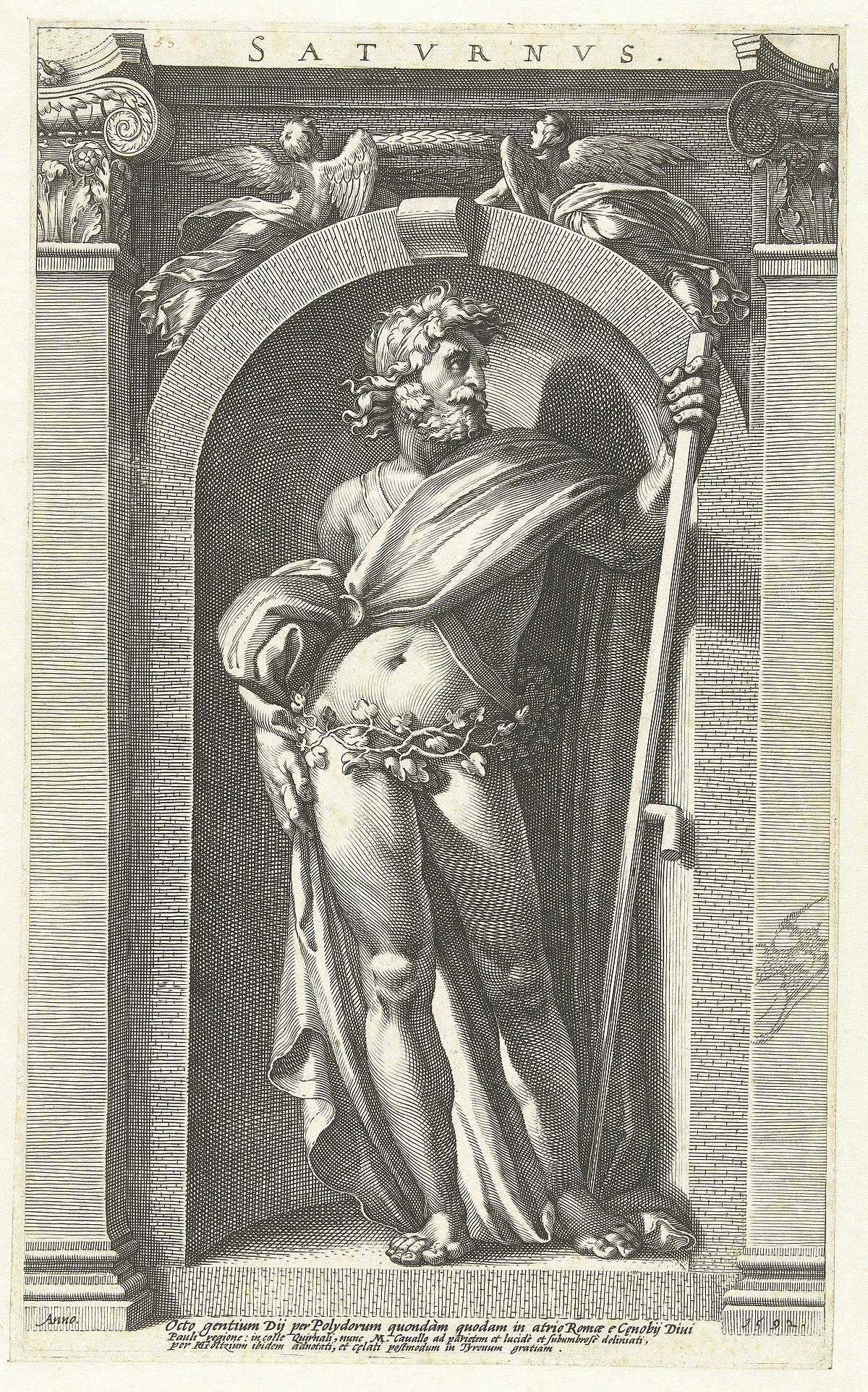 Saturn mythology  Wikipedia