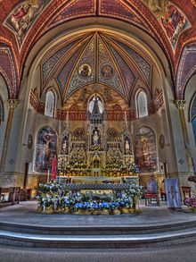 Sacred Heart Parish New Britain Connecticut Wikipedia