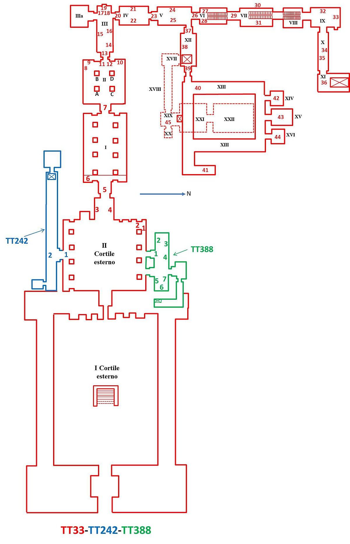 hight resolution of tt 33 diagram