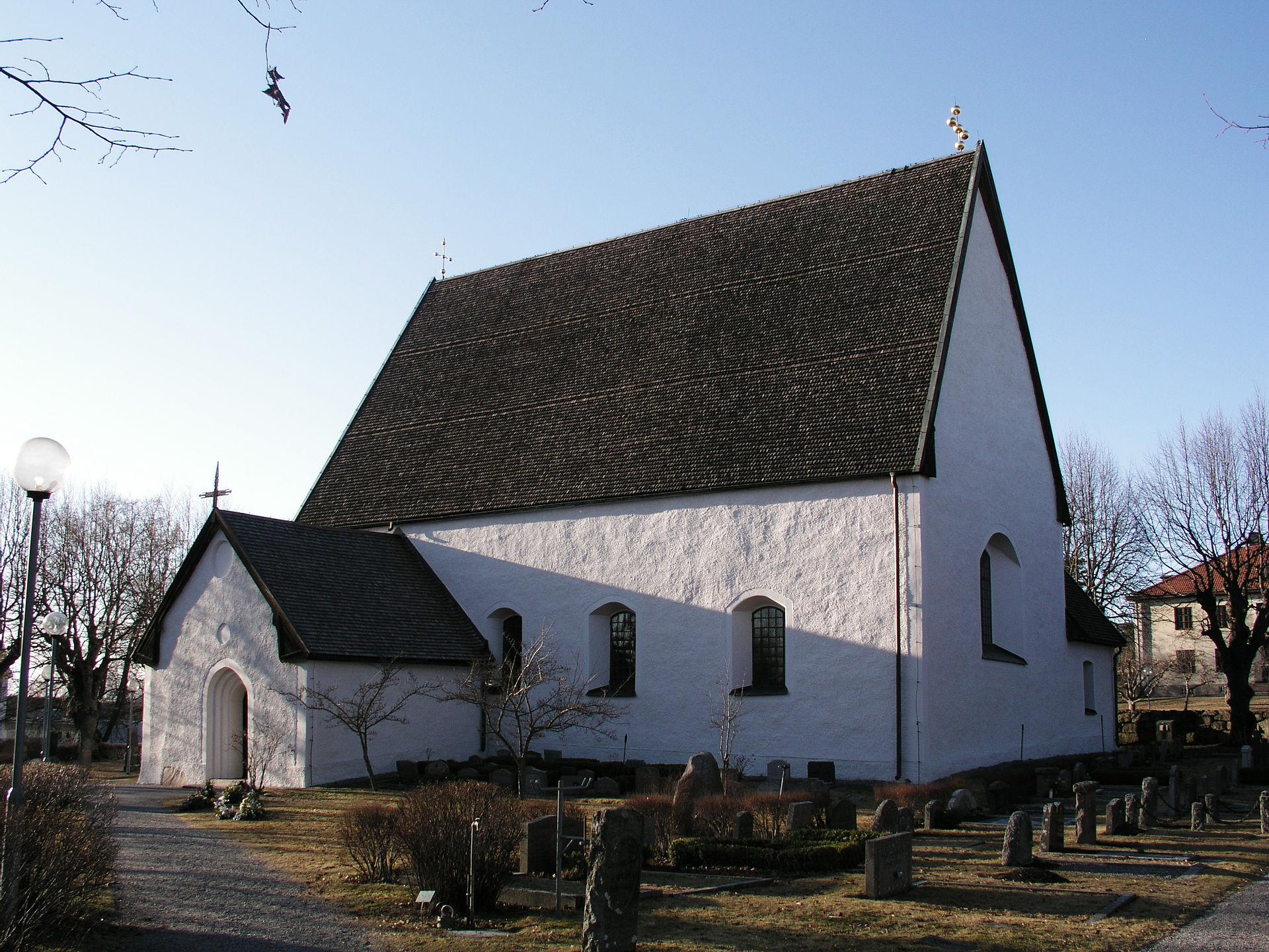 Tby Church  Wikipedia
