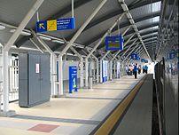 New Tanjung Malim railway station