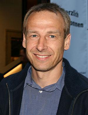 Jürgen Klinsmann, who won the first Player of ...