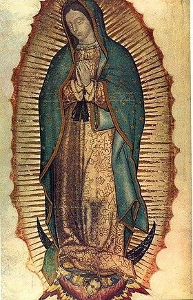 Notre-dame De Guadalupe : notre-dame, guadalupe, Notre-Dame, Guadalupe, Wikipédia