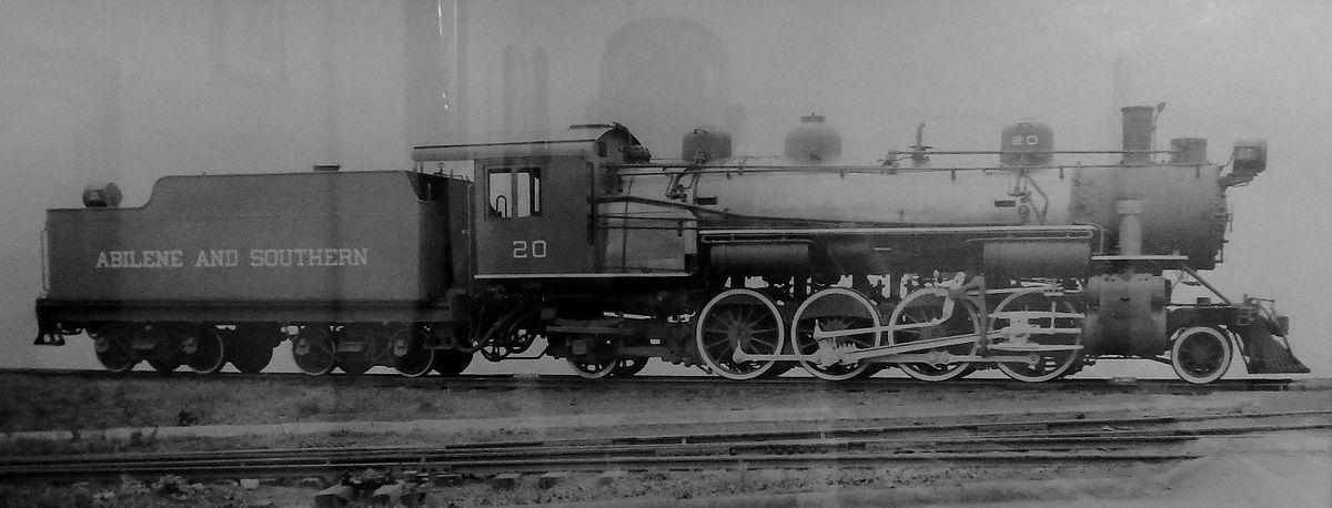 Abilene and Southern Railway  Wikipedia