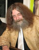 The writer Alan Moore