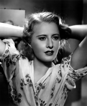 English: Publicity Still from Barbara Stanwyck...
