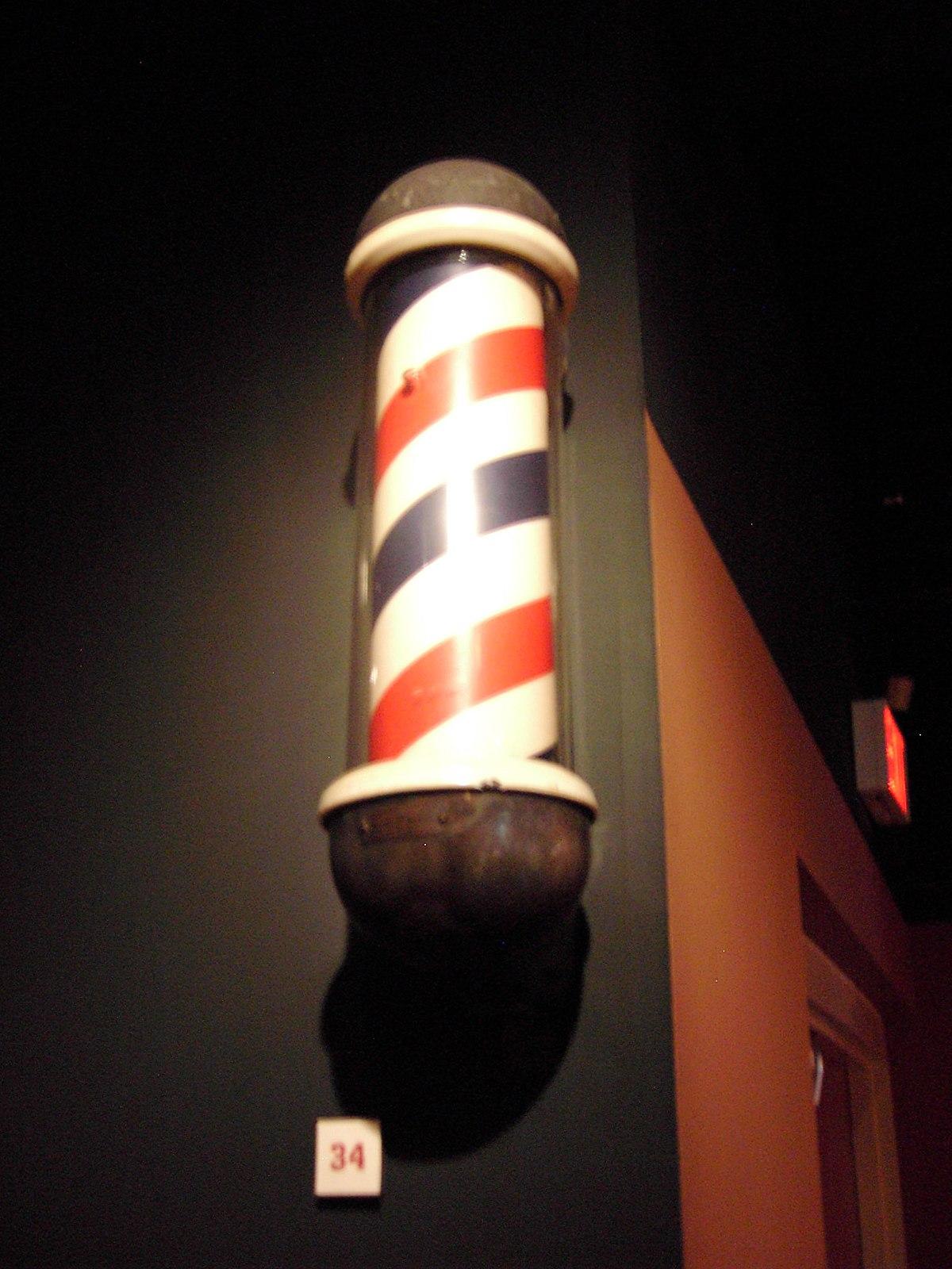 Electric Barber Pole