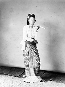 Burmese Clothing Wikipedia