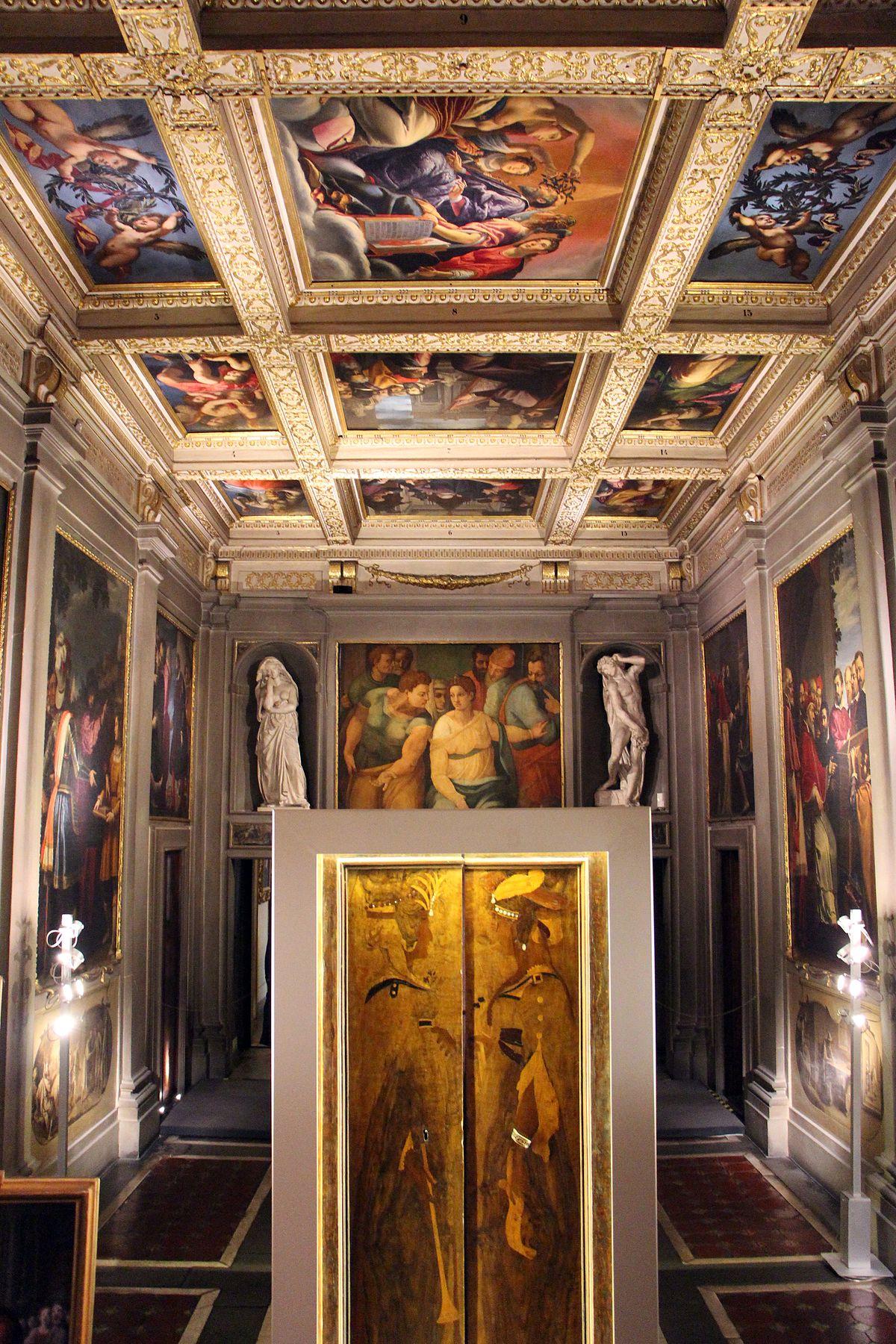 Galleria di Casa Buonarroti  Wikipedia
