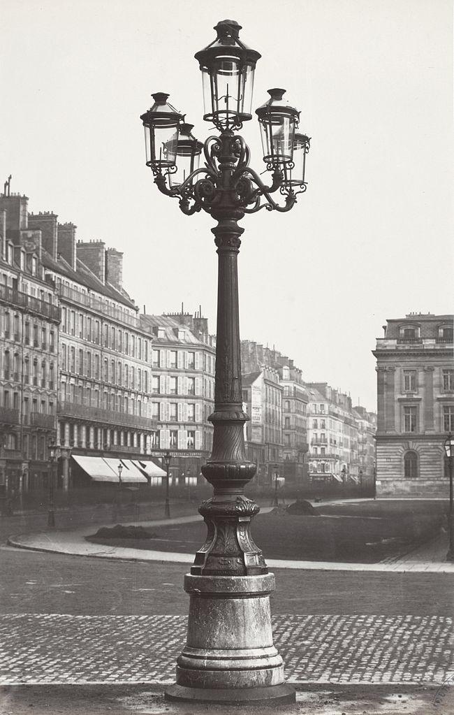 FileCharles Marville Place de lHtel de Ville 1878jpg