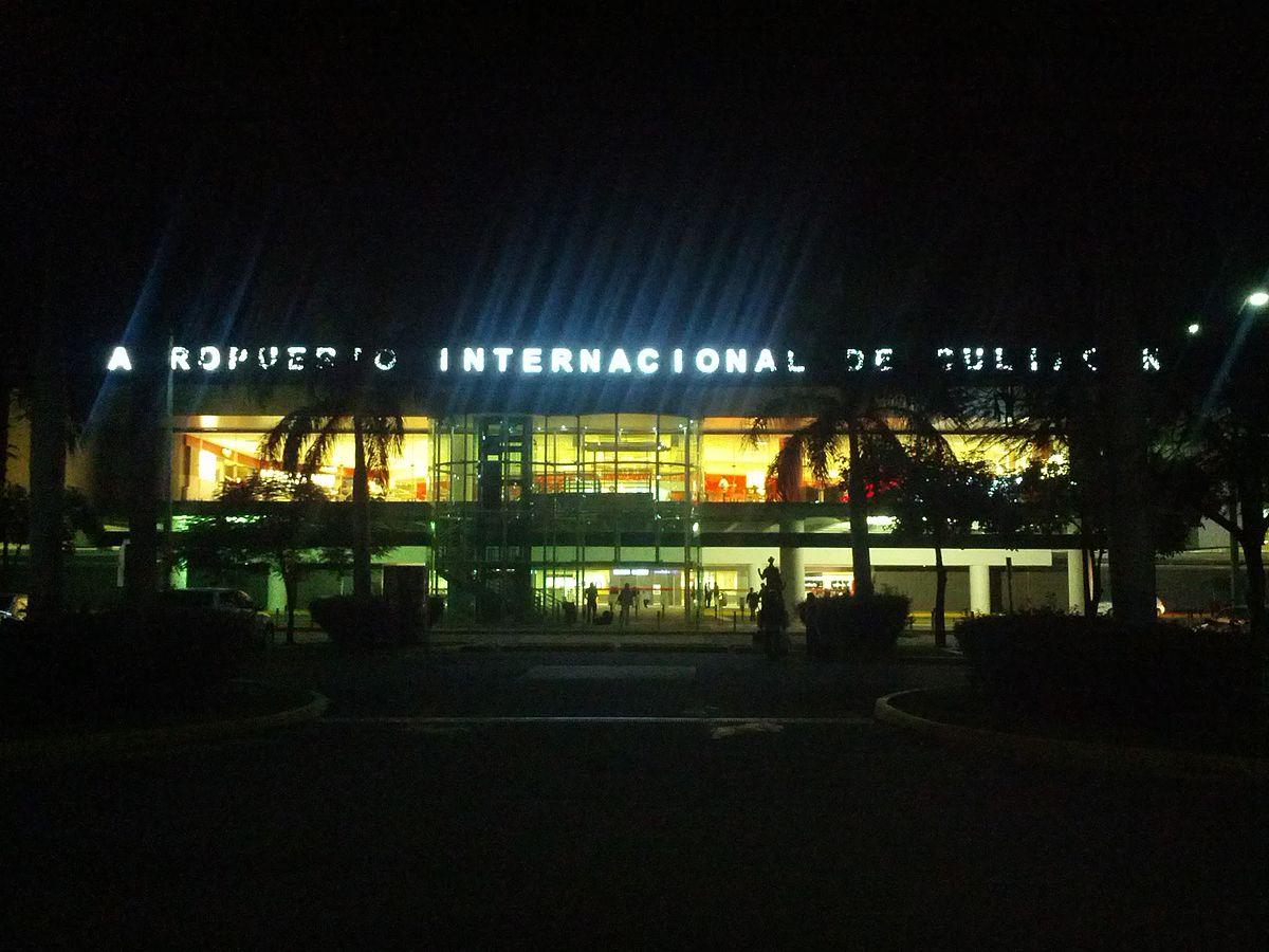 Aeropuerto Internacional Federal de Culiacn  Wikipedia
