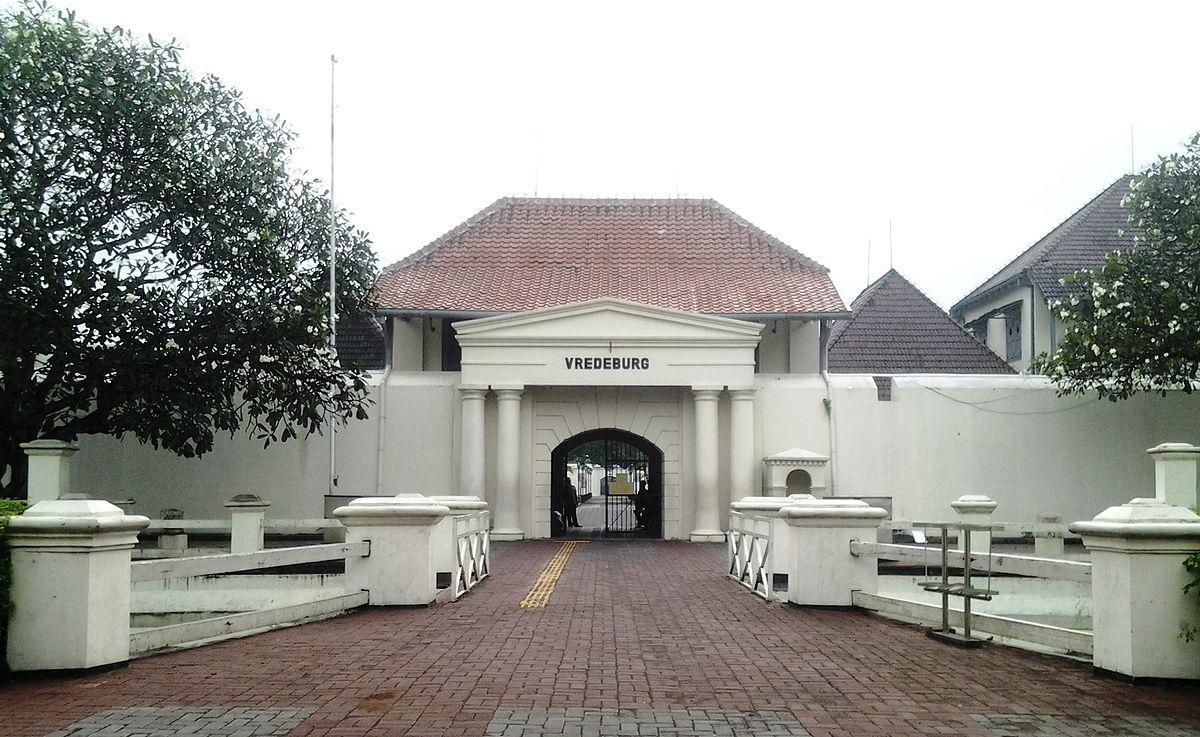Museum Benteng Vredeburg  Wikipedia bahasa Indonesia