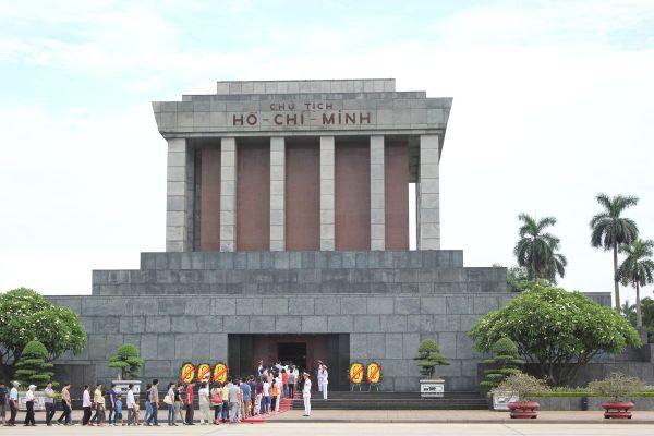 Ho Chi Minh Mausoleum Wikipedia