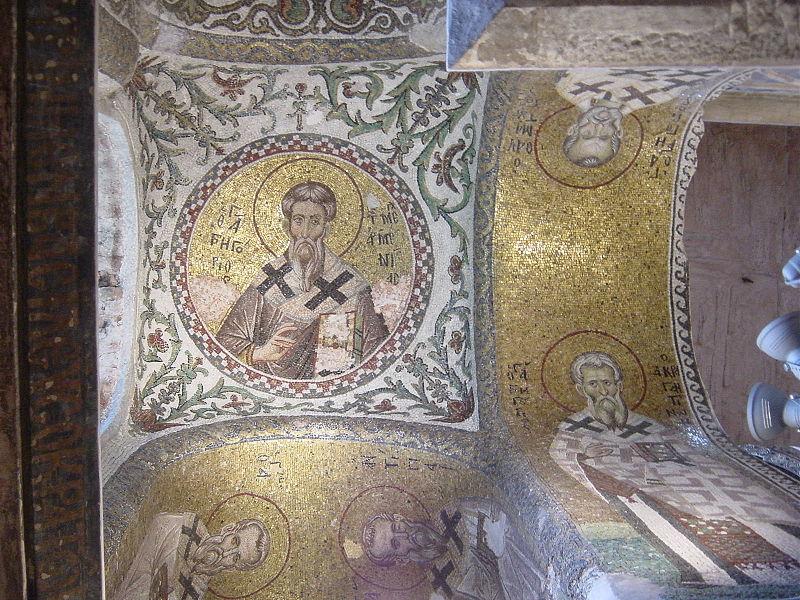 File: Istanbul - Chiesa Pammacaristos (Fetiye Camii) - San Gregorio Armeno - Foto G. Dall 'Orto 26-5-2006.jpg