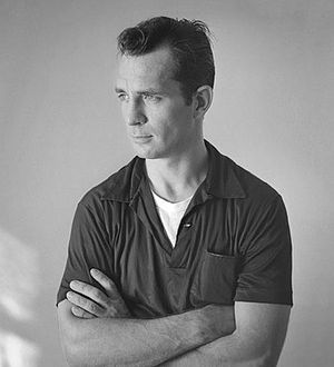 Jack Kerouac by photographer Tom Palumbo, circ...