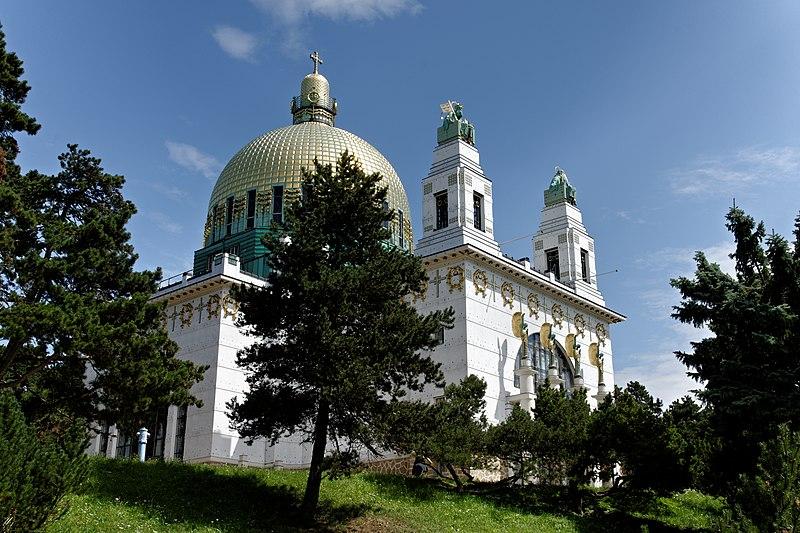 Otto Wagner Kirche Hl. Leopold am Steinhof