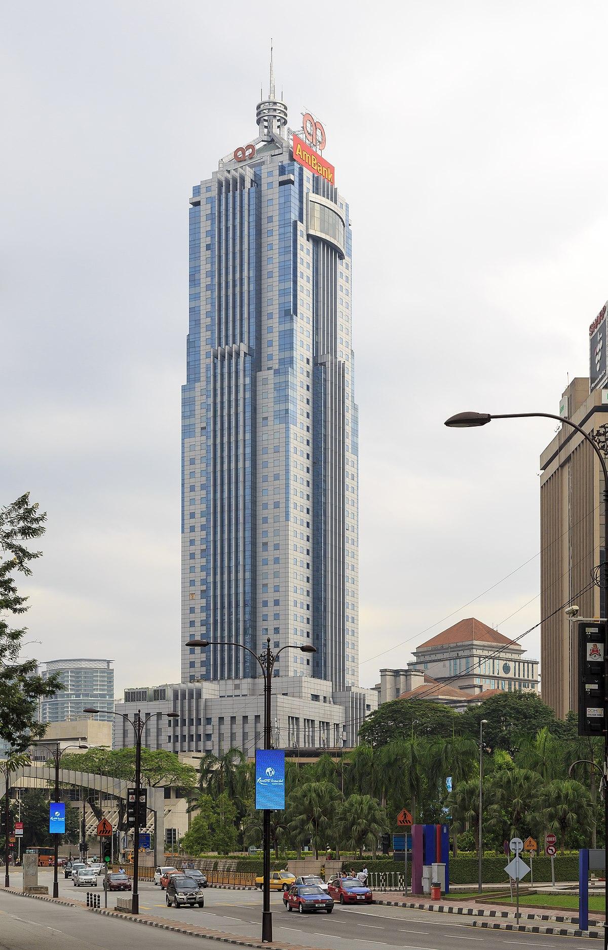 AmBank Tower  Wikipedia