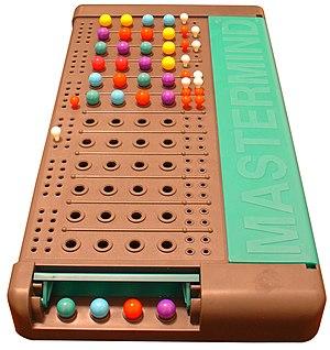 Mastermind (board game)
