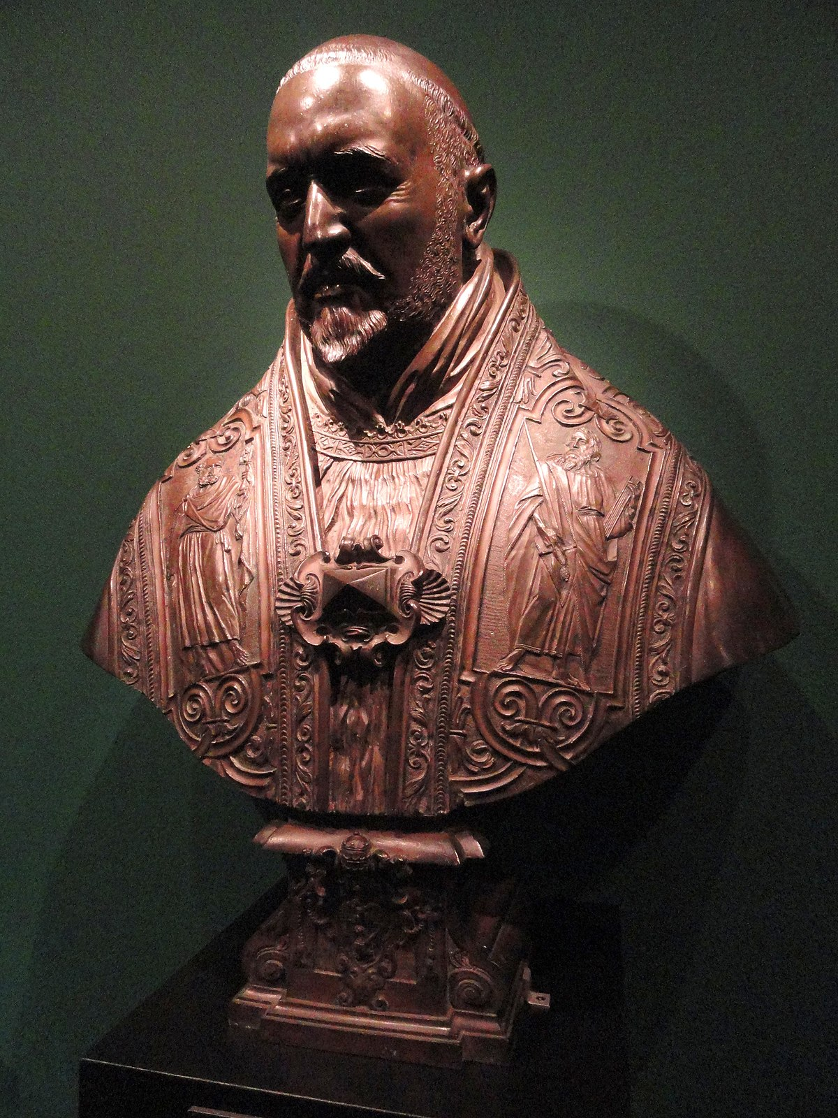 Bust Of Pope Paul V Wikipedia
