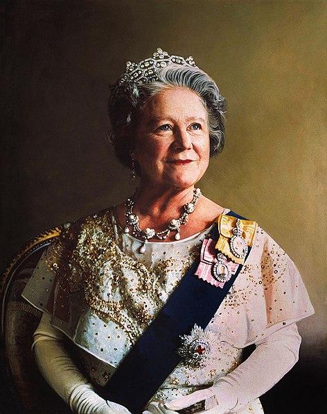 File:Queen Elizabeth the Queen Mother portrait.jpg