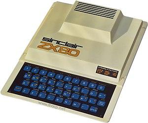 Sinclair ZX80